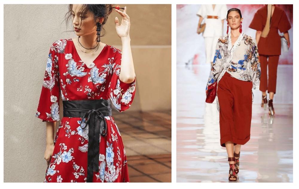 азиатское направление в одежде