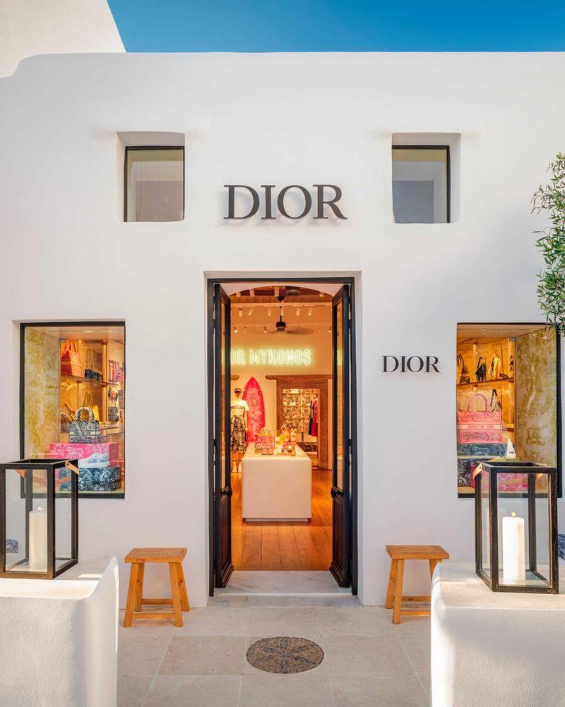 Бутик Dior
