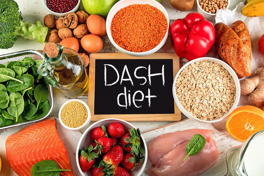 dash диета при гипертонии