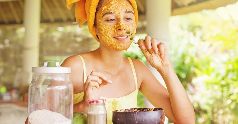 10 полезных масок для лица в домашних условиях