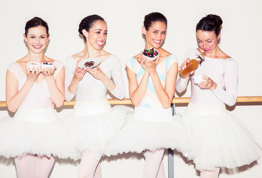 диета балерин Большого театра