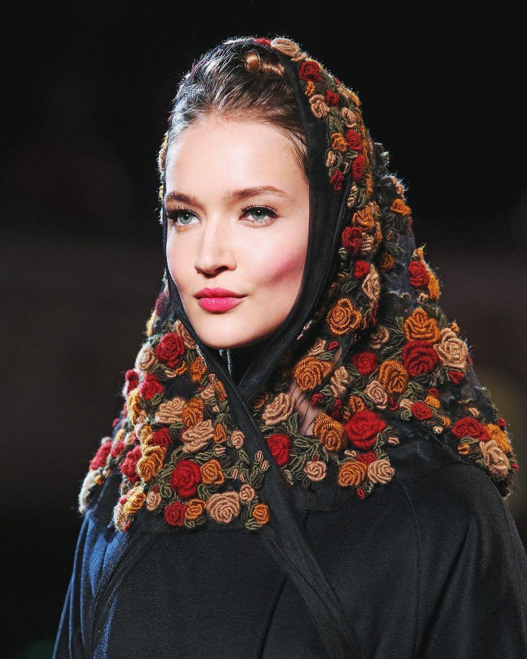 дизайнер этно одежды Ульяна Сергиенко