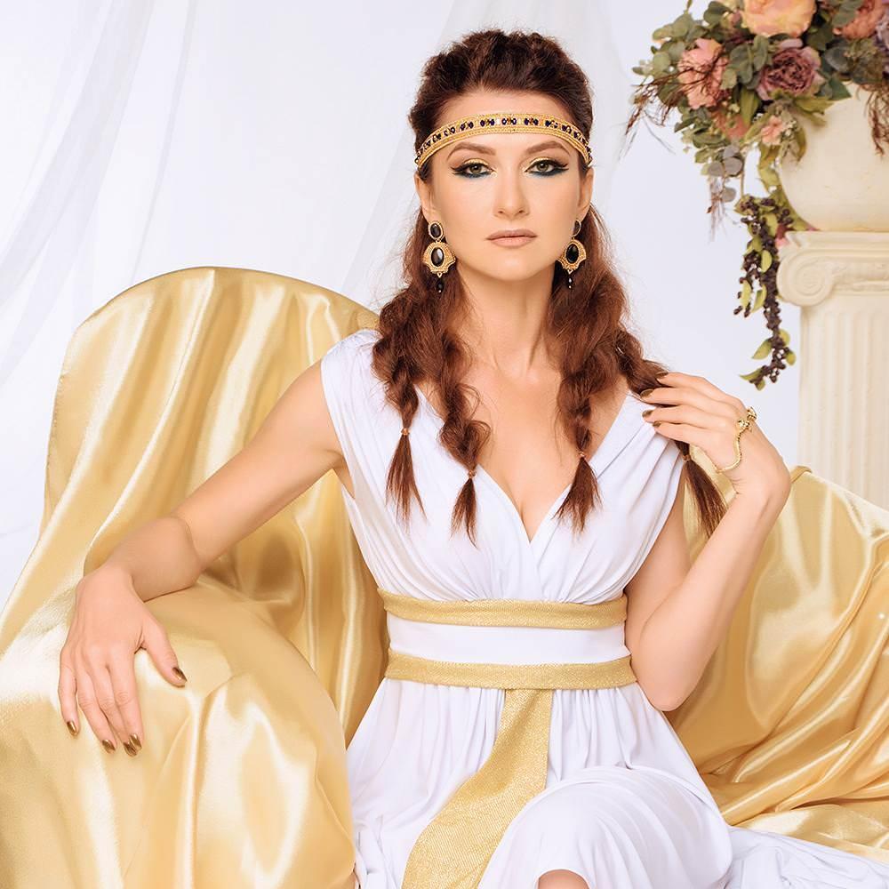 этническое платье в египетском стиле