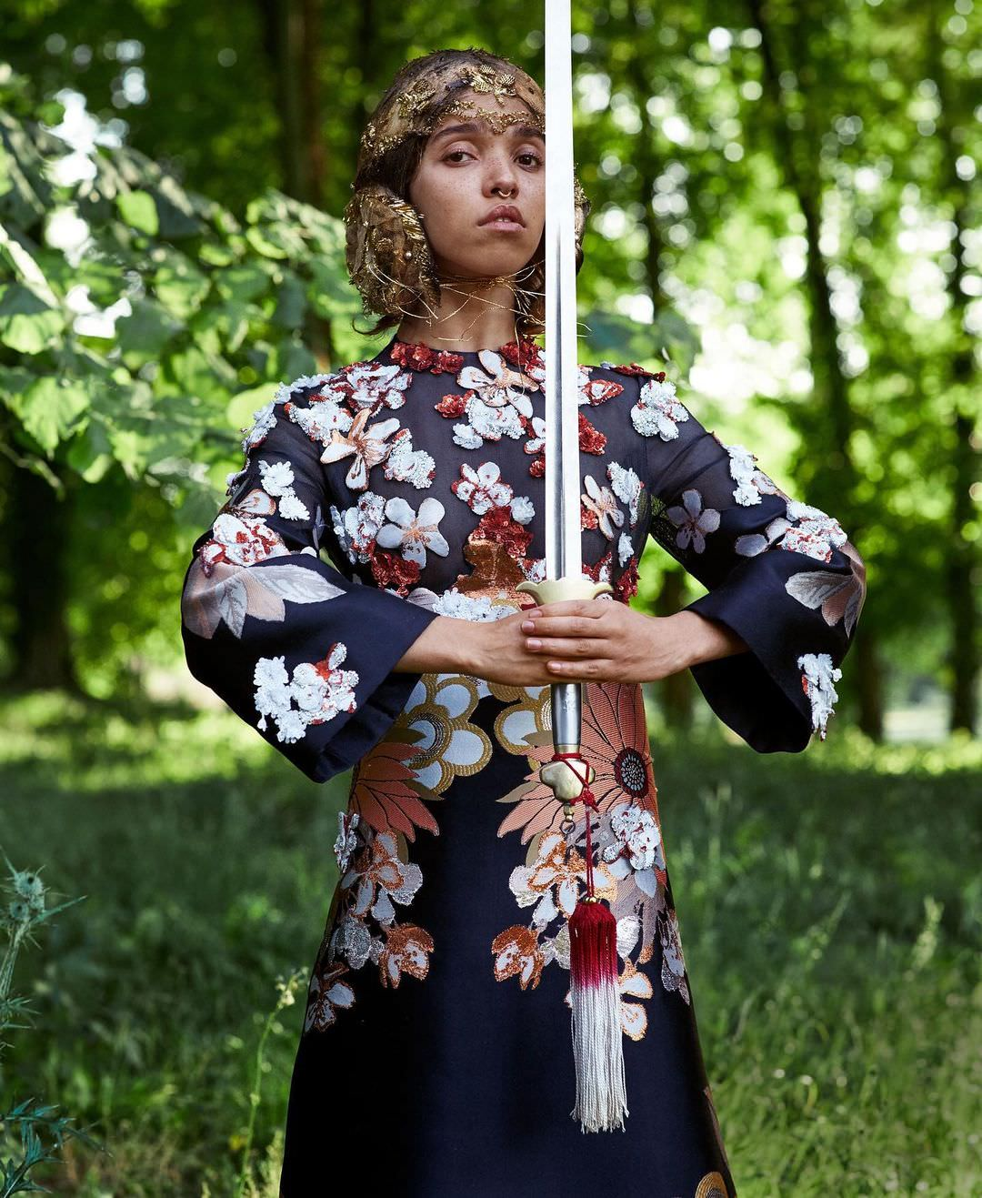 этно стиль в одежде модных брендов