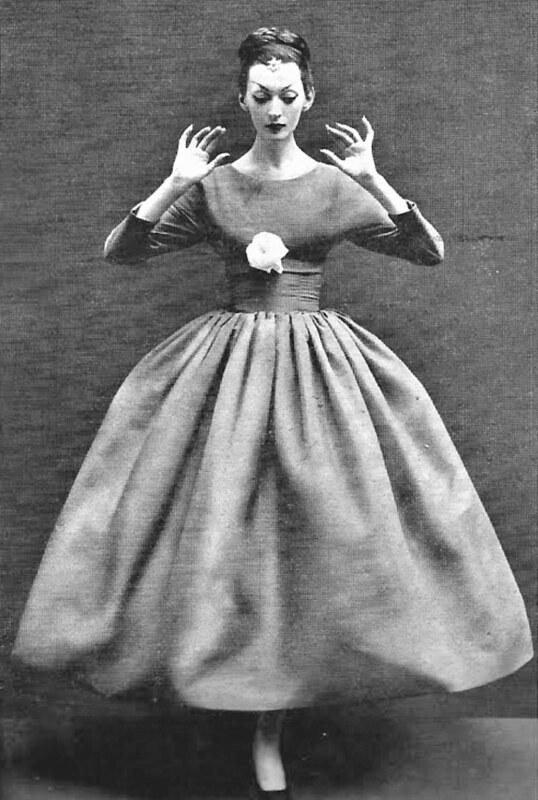 Harper's Bazaar, Oct. 1955