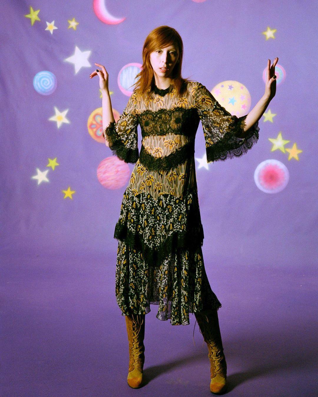 коллекция одежды Anna Sui