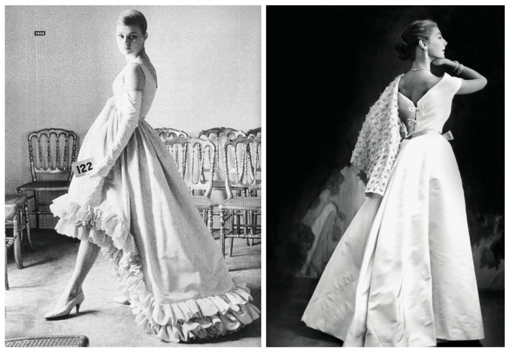Кристобаль Баленсиага платья 1935