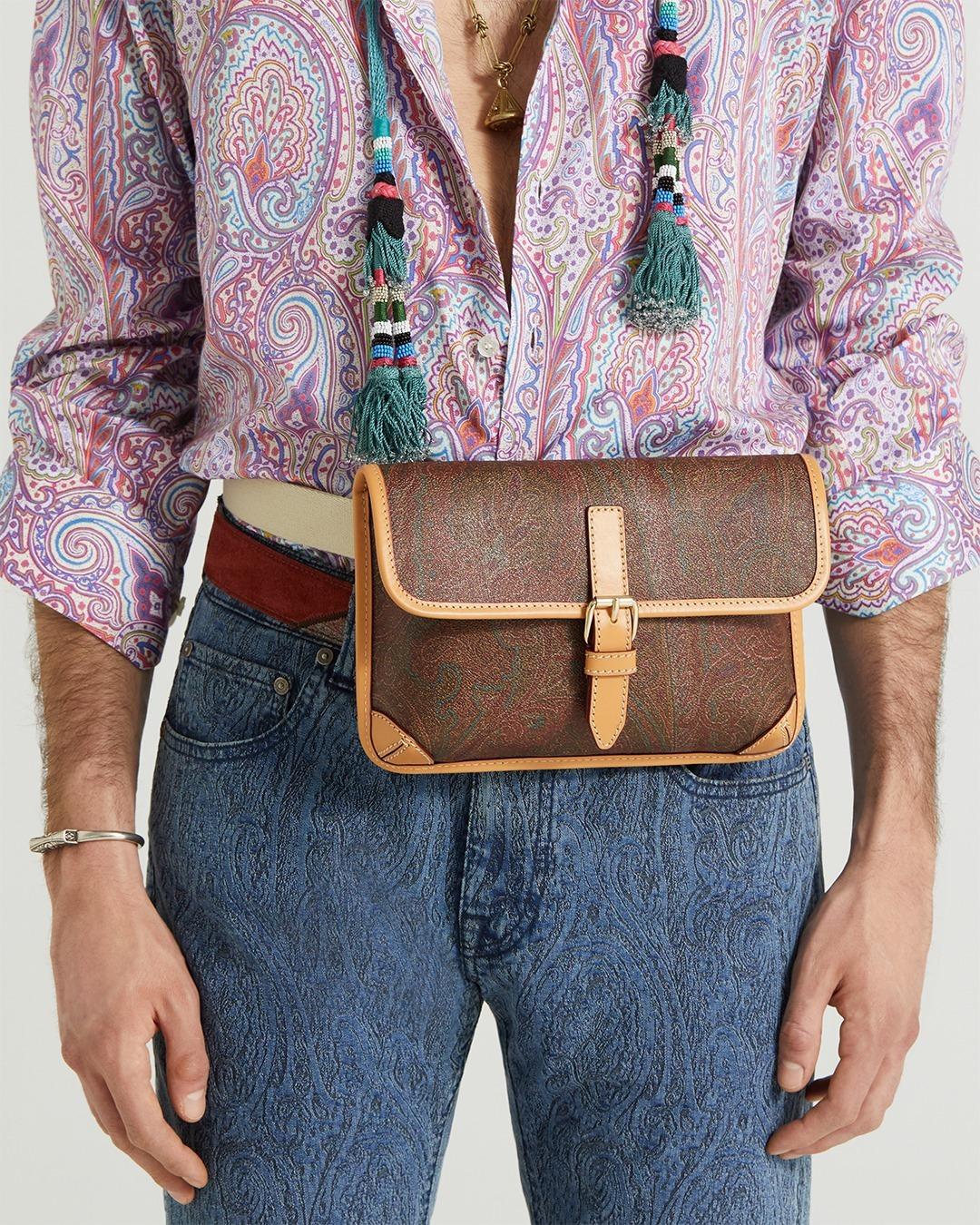 мужская этно рубашка