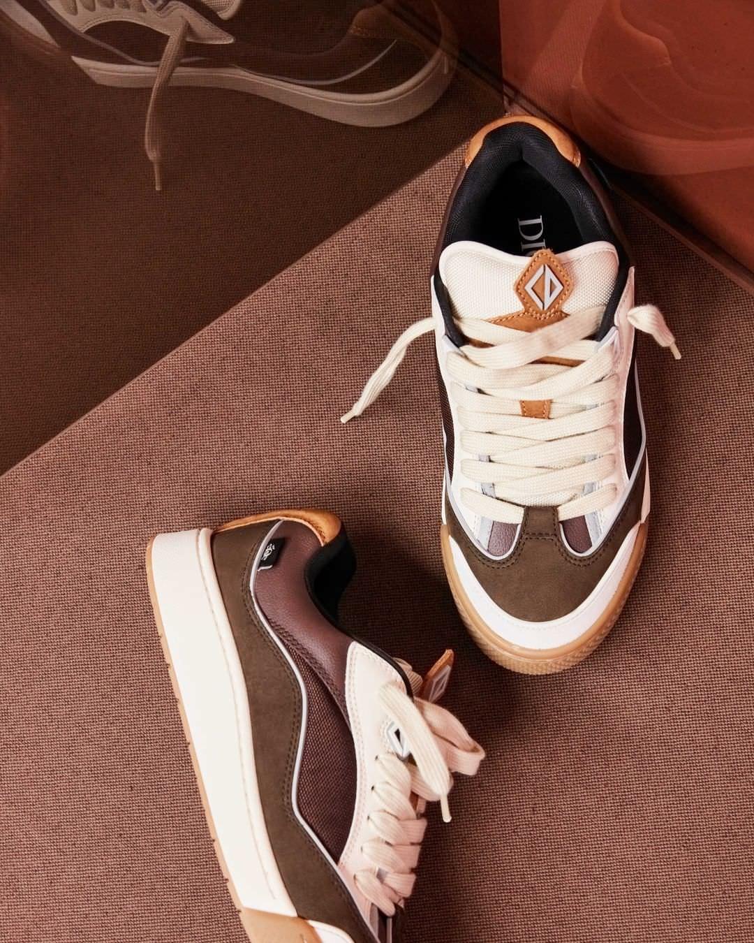 Обувь из новой коллекции Диор