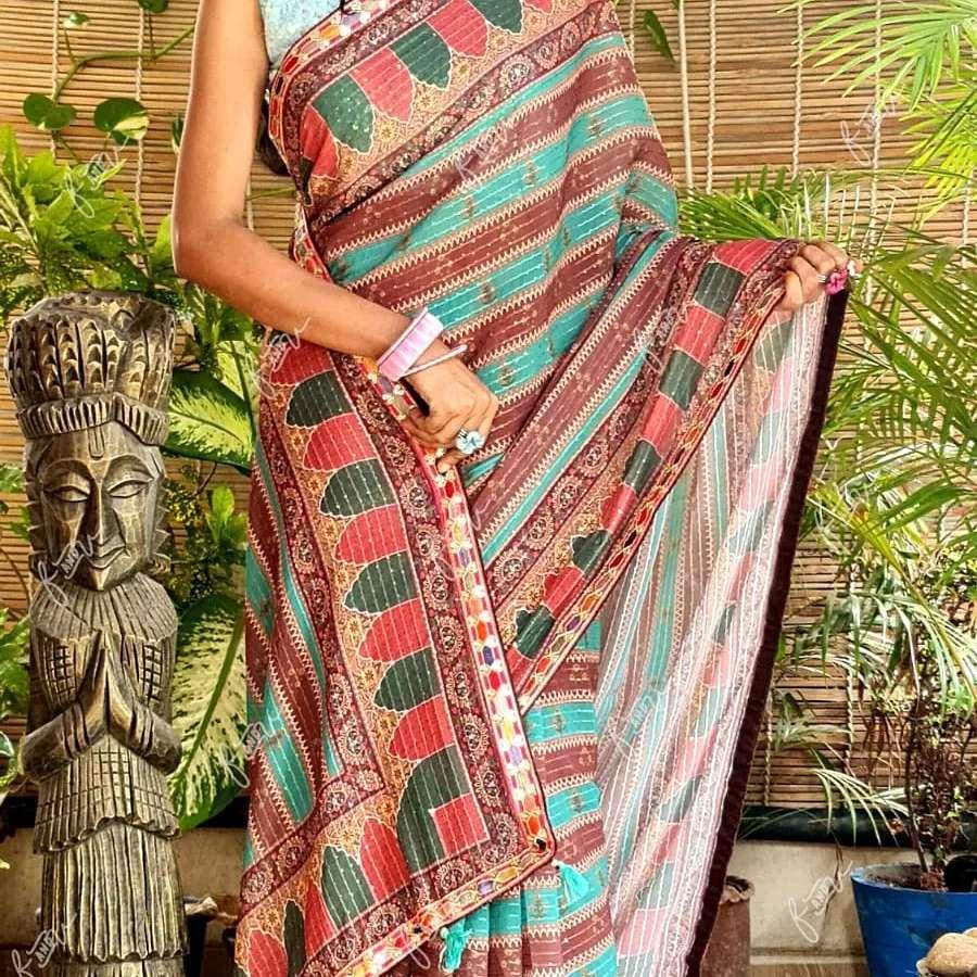 платье в этническом стиле