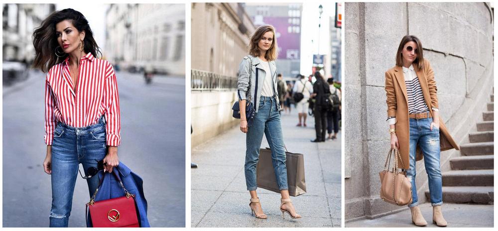 Street casual в одежде