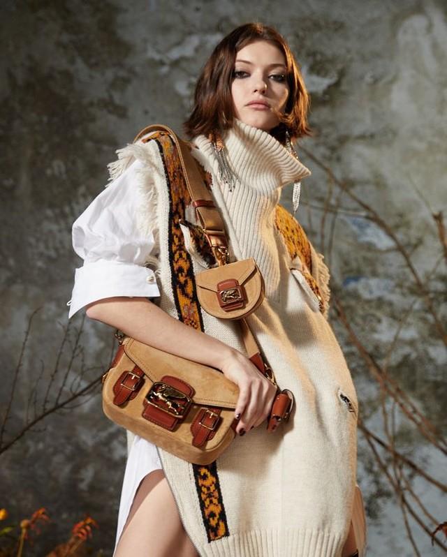 сумка в стиле этно