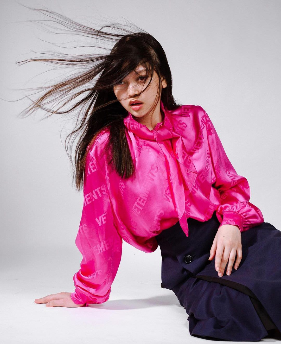 SUMMER 2021 HOT PINK MONOGRAM BLOUSE & MORE - DISCOVER THE SELECTION