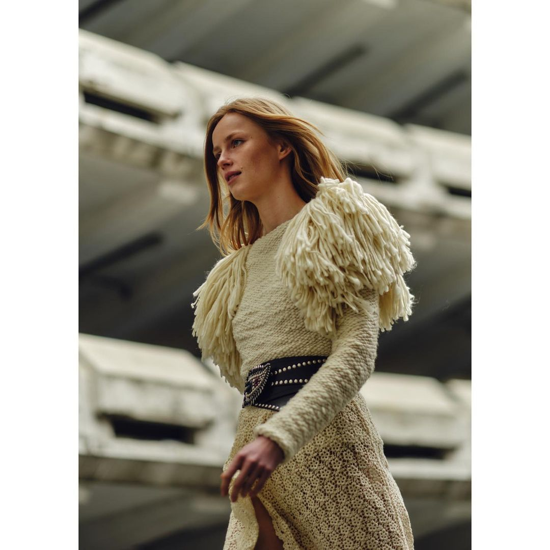 The #IsabelMarantFW21 collection