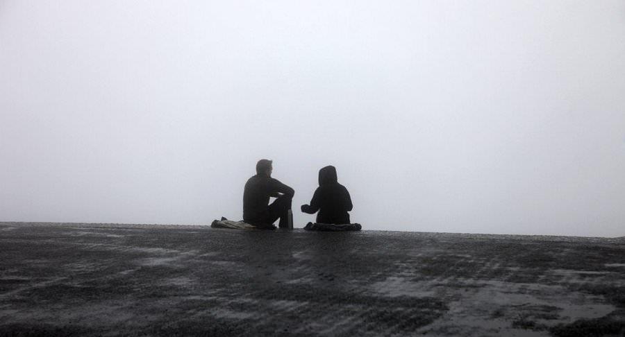 Влюбленные в тумане