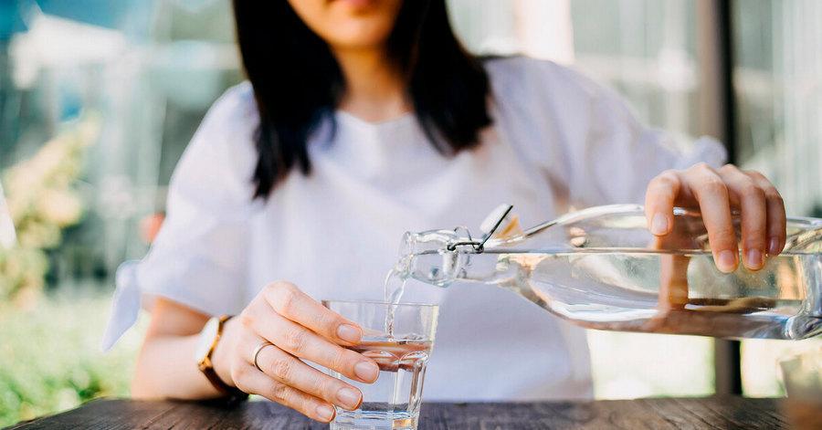 водная диета - ничего кроме воды