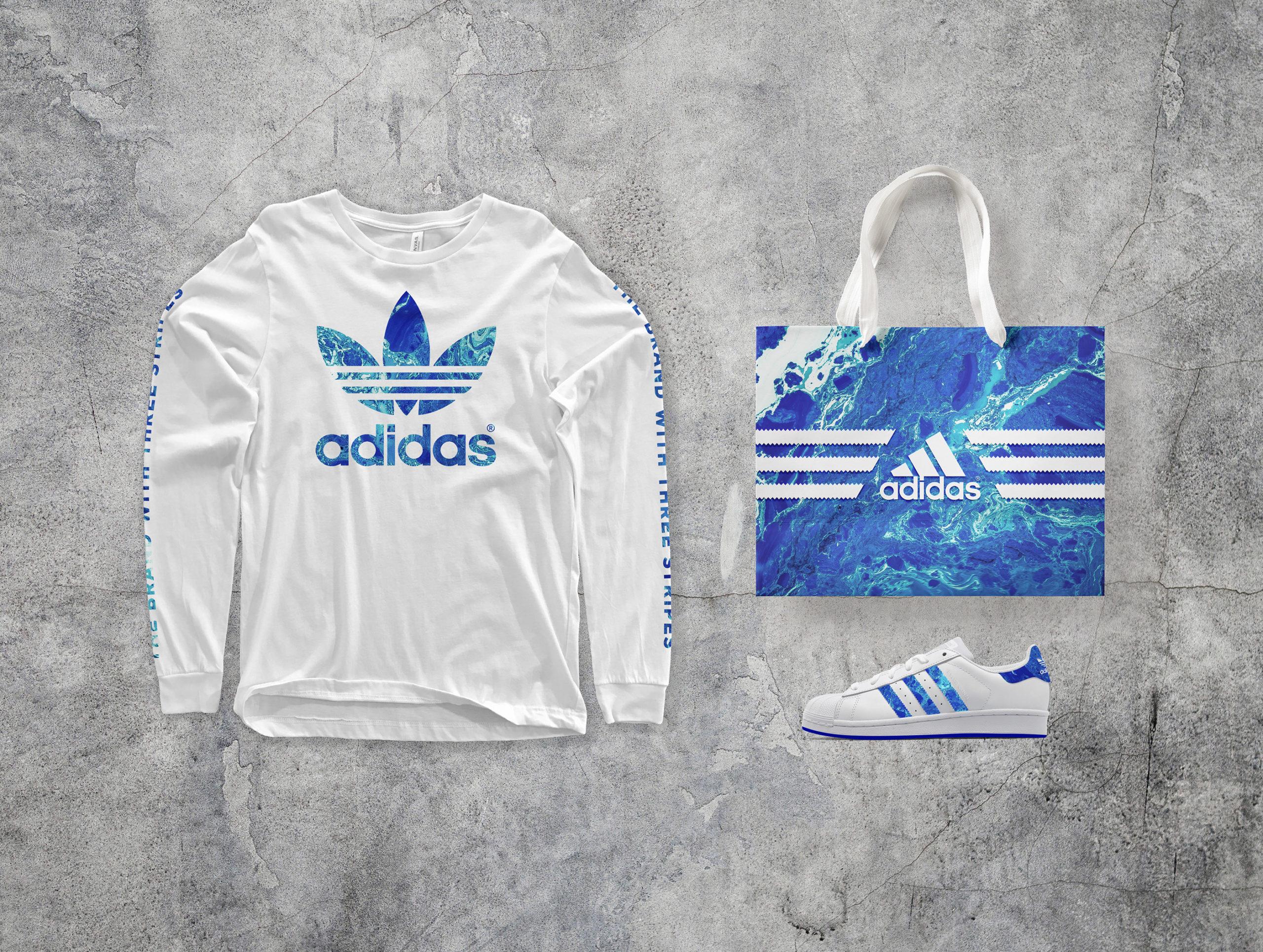 одежда и кроссовки Adidas