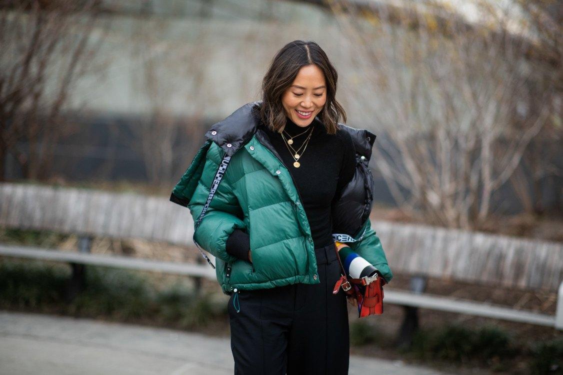 модные куртки для женщин осенью 2021