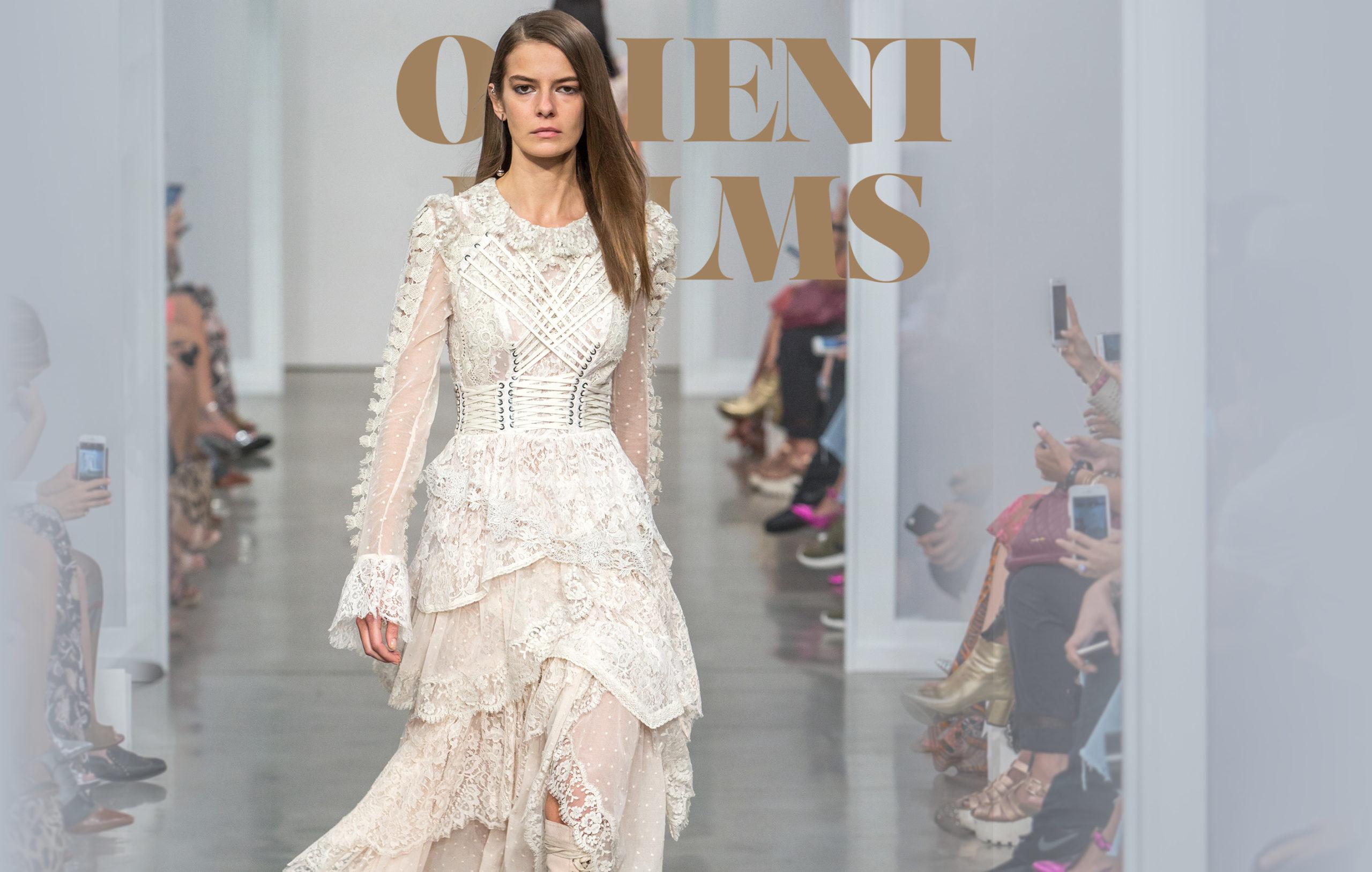 бренд одежды Zimmermann