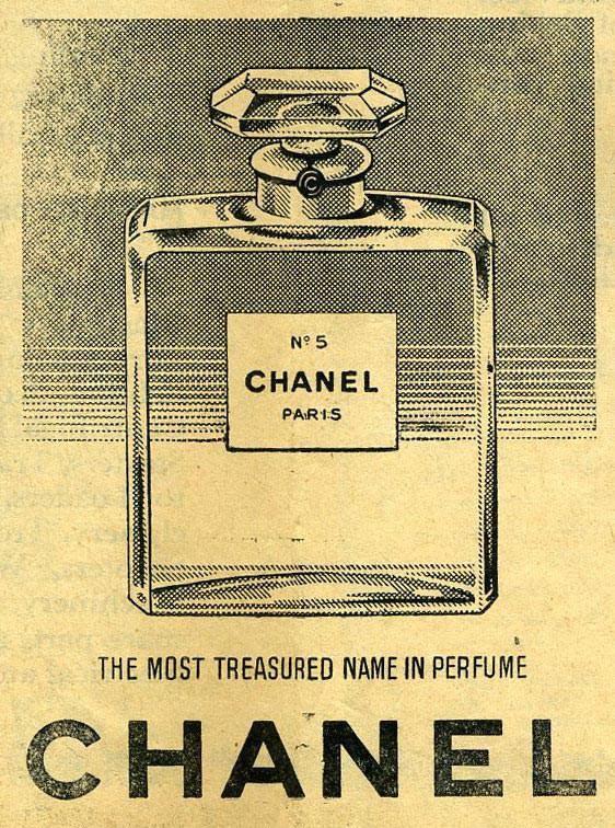 Легендарные Chanel № 5