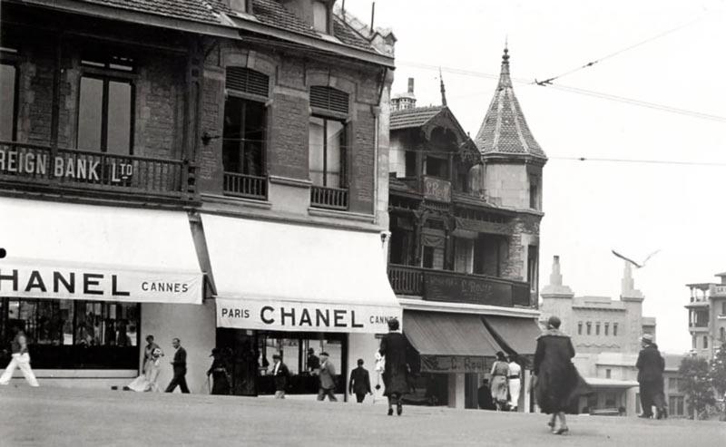 магазин Chanel в Биаррице