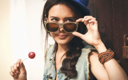 Модные солнцезащитные очки 2022
