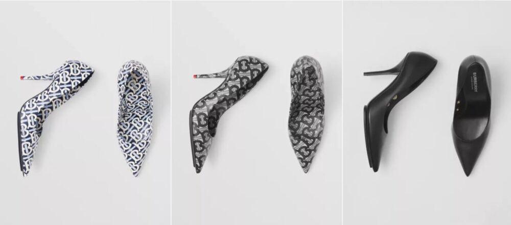 Обувь Берберри