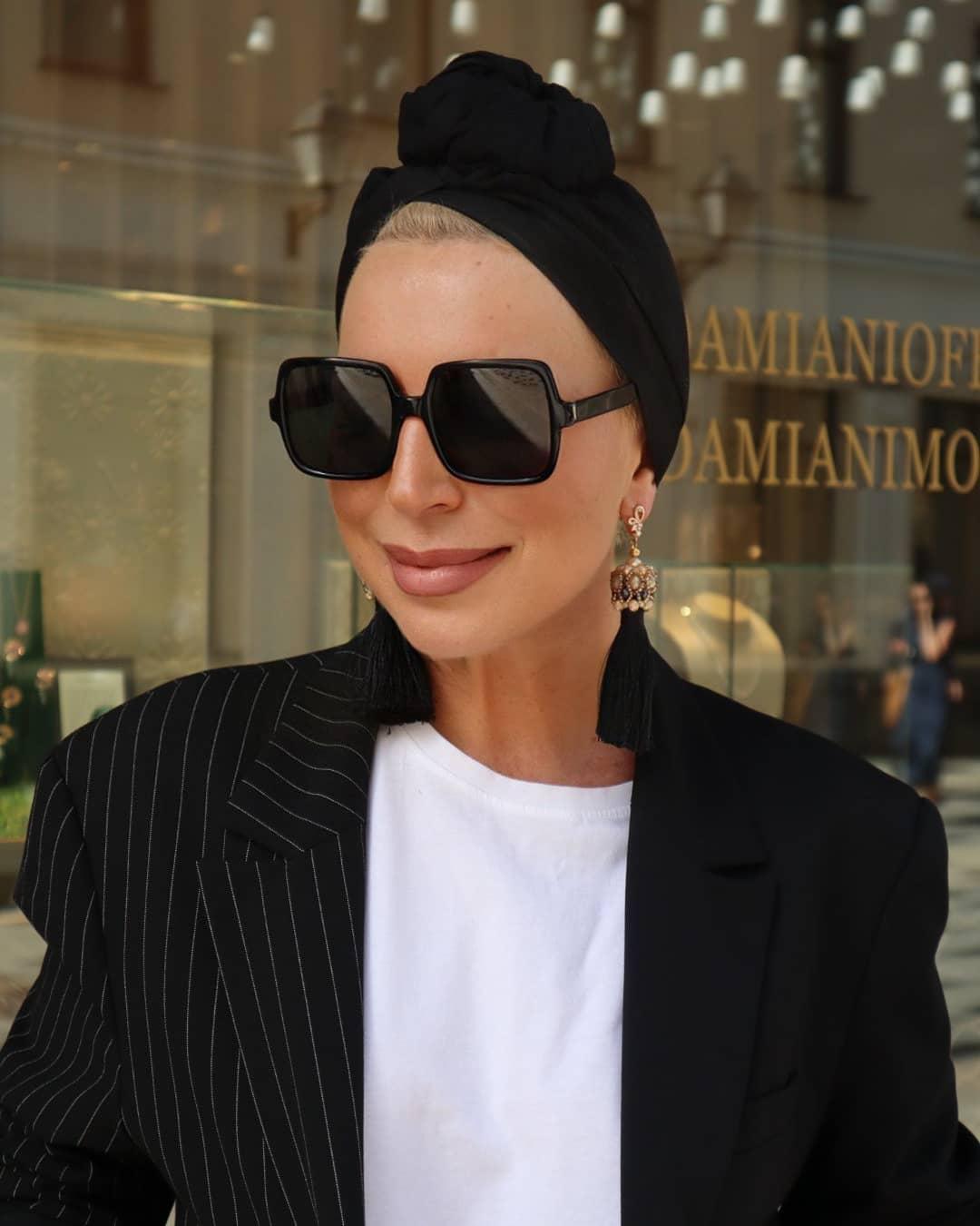 очки солнцезащитные мода 2022