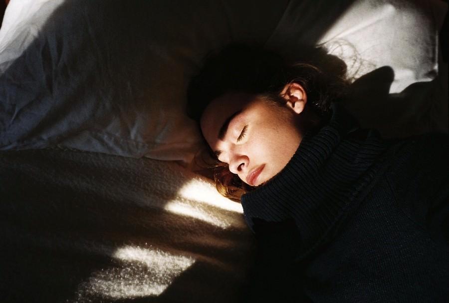 печень производит кетоны, пока человек спит