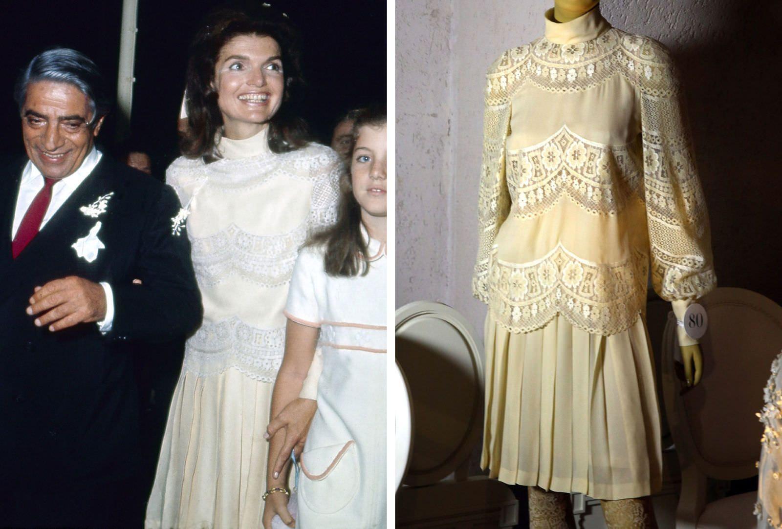 платье для Джеки Кеннеди