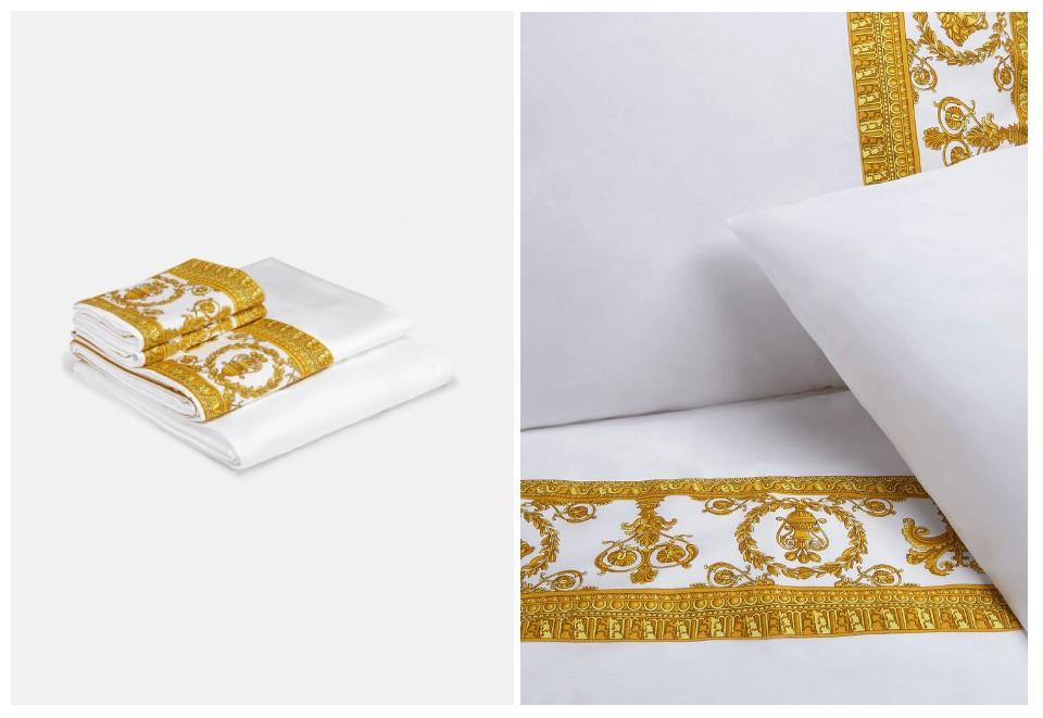 Постельное бельё Версаче