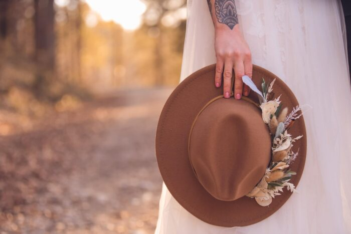 шляпа бохо