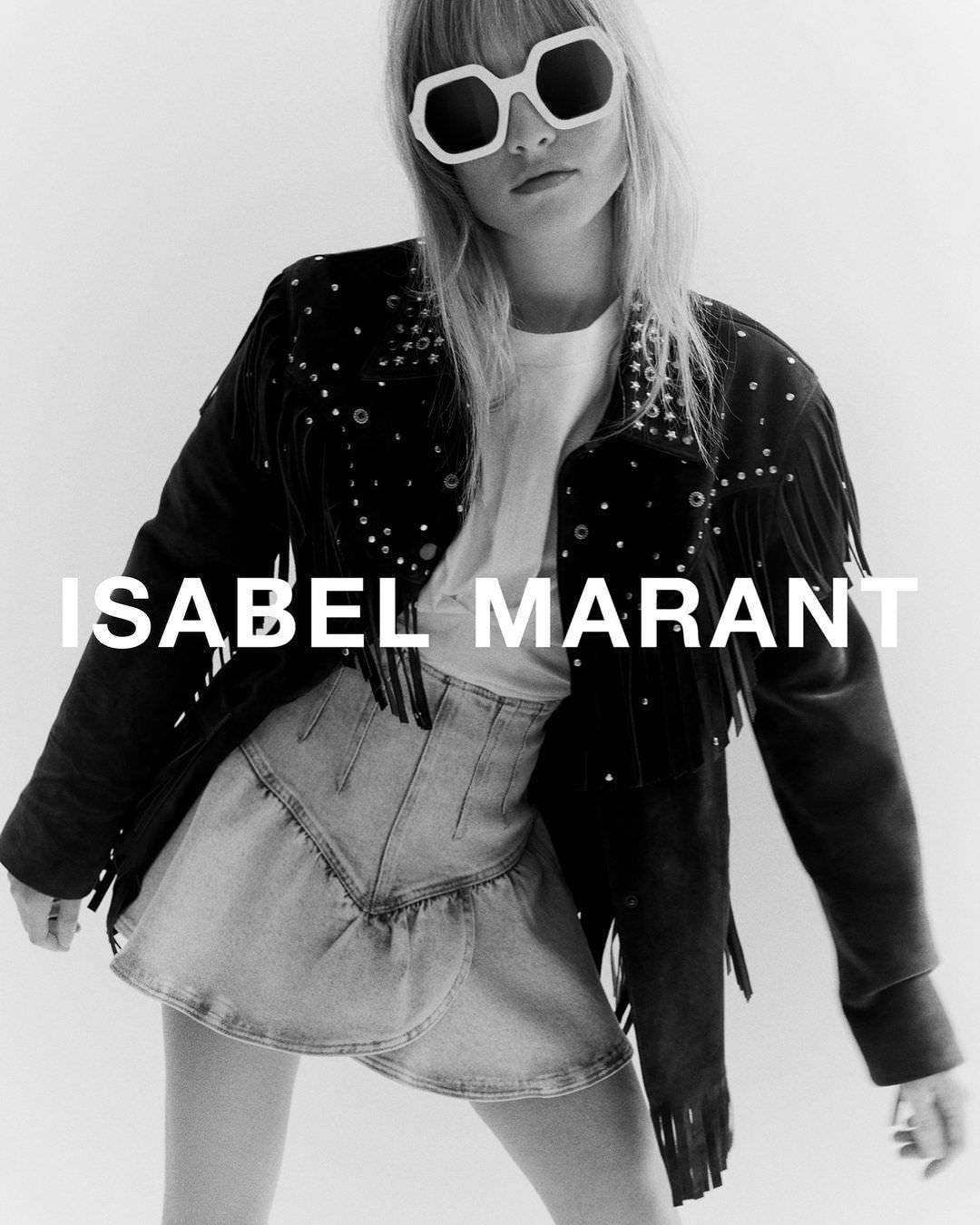 Солнцезащитные очки Isabel Marant