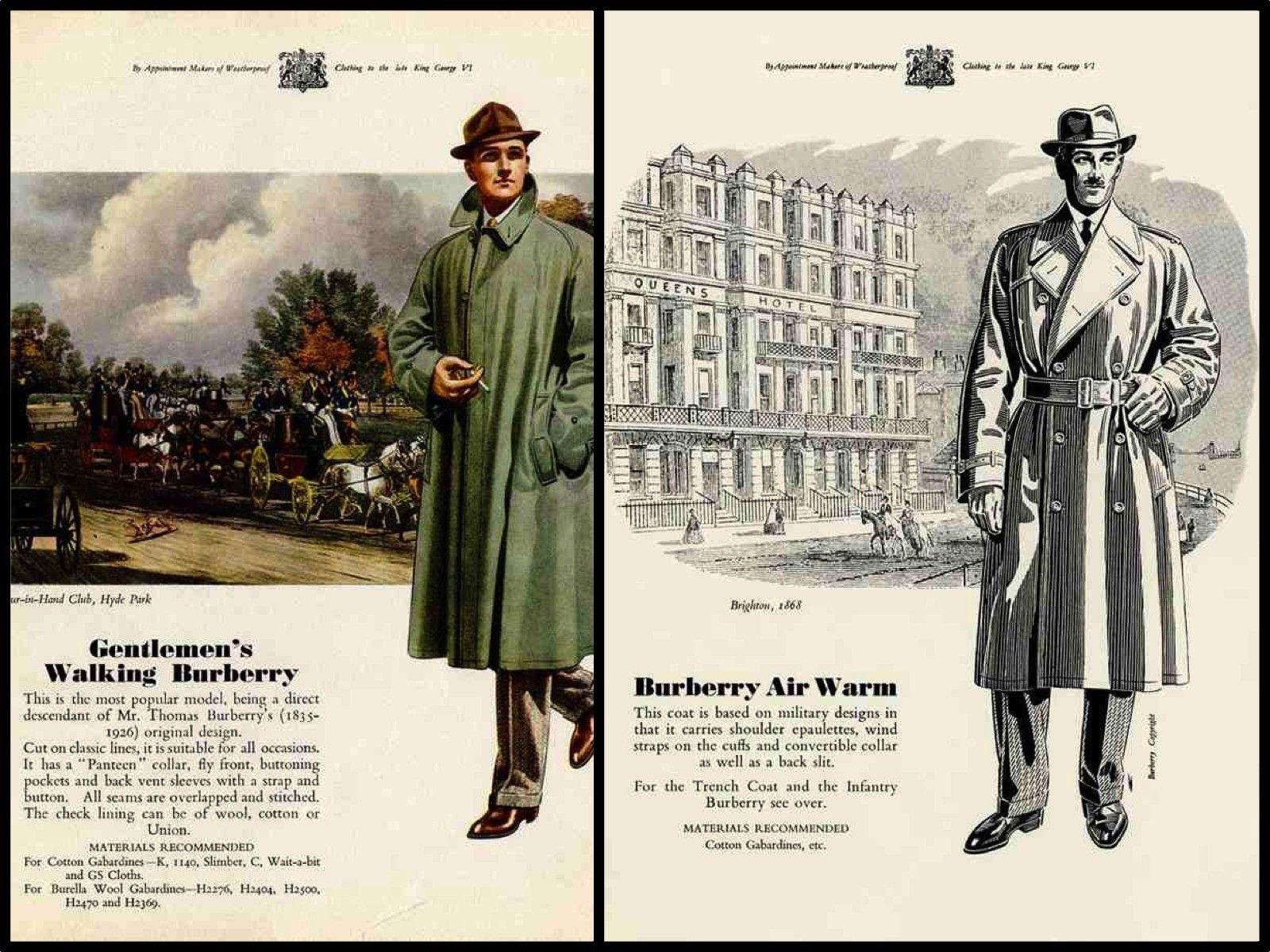 Тренчкот Берберри во время Первая Мировой войны