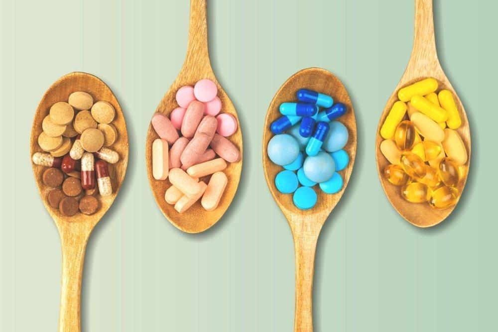 витамины при задержке месячных