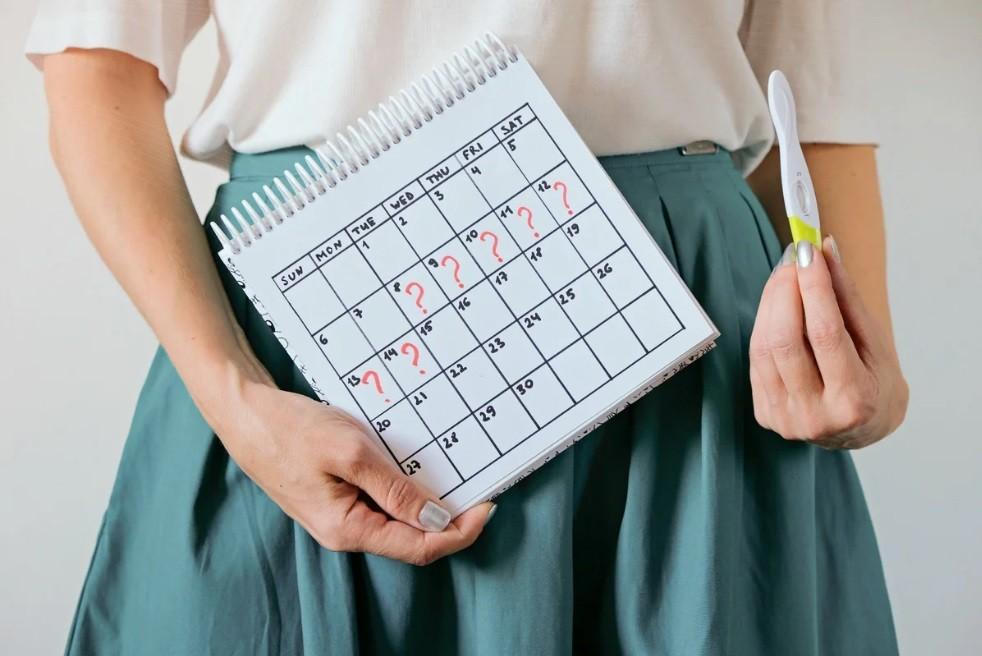 задержка менструального цикла