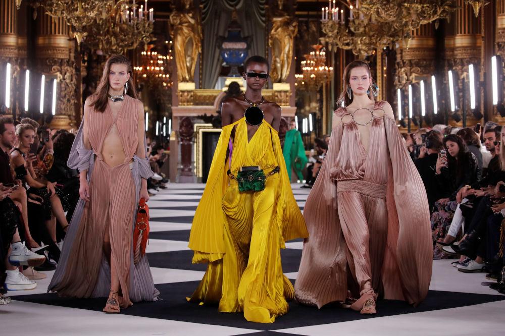 Мода Париж