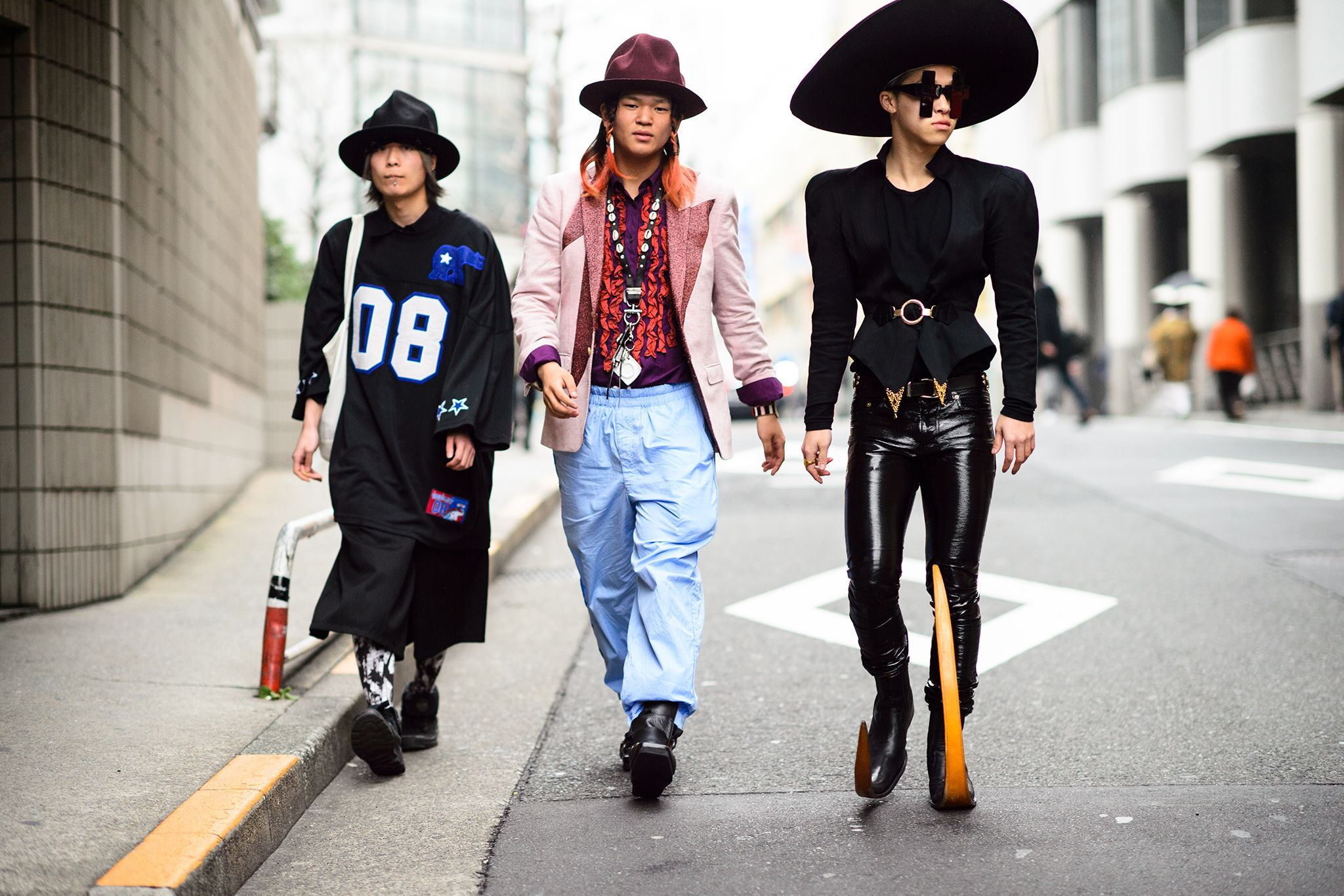 уличный стиль Street Style