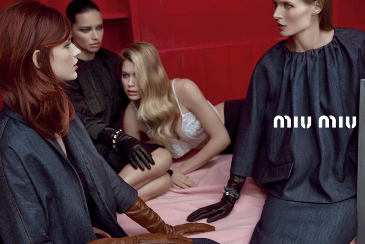 бренд одежды Миу Миу