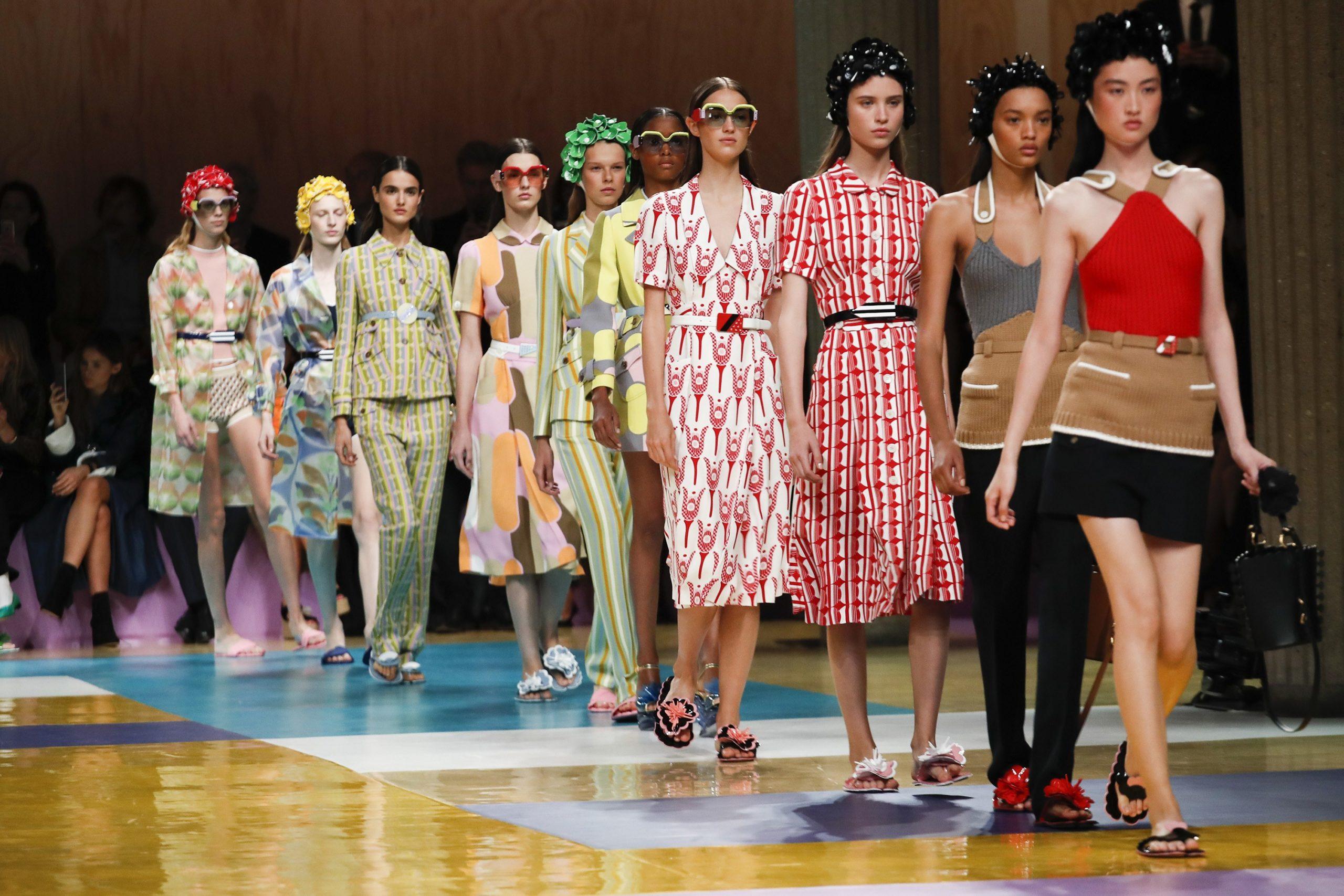 коллекция одежды Миу Миу