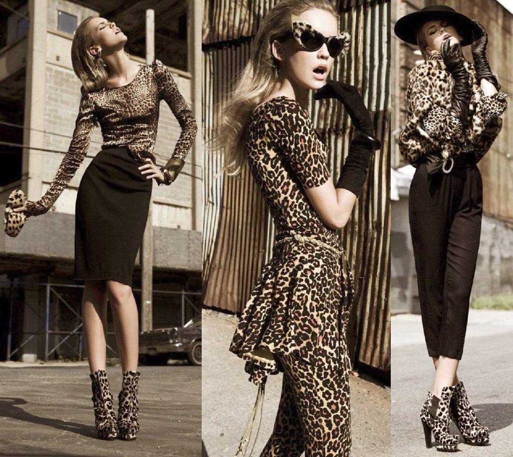 стиль гламур в одежде женщин