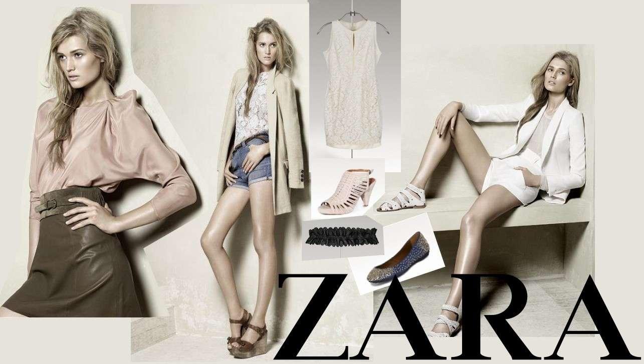 коллекции Зара