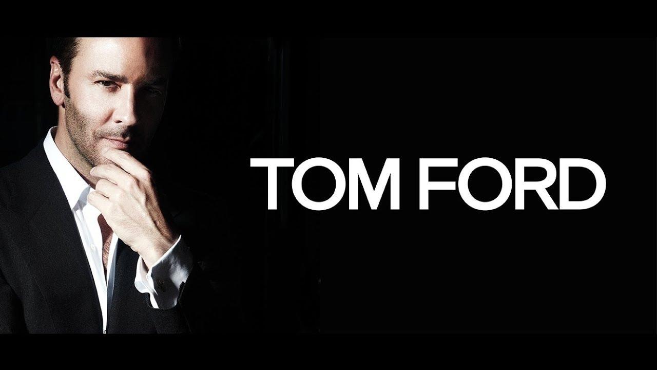 история бренда Том Форд
