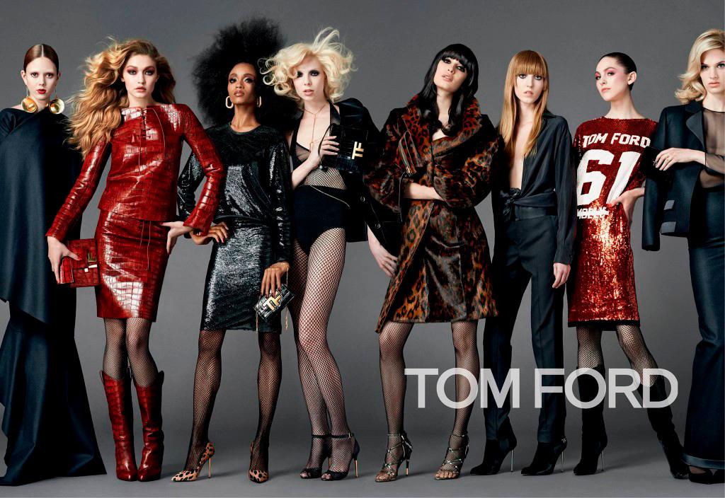бренд одежды Том Форд